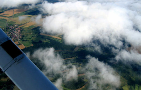 Vlastní trasa letu