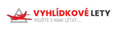 Vyhlídkové lety Brno Logo