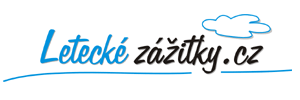 Logo Letecké zážitky