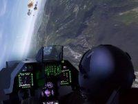 Simulátor stíhačky F-16
