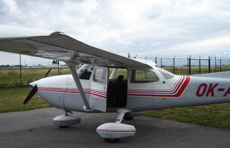 Vyhlídkové letadlo Cessna 172